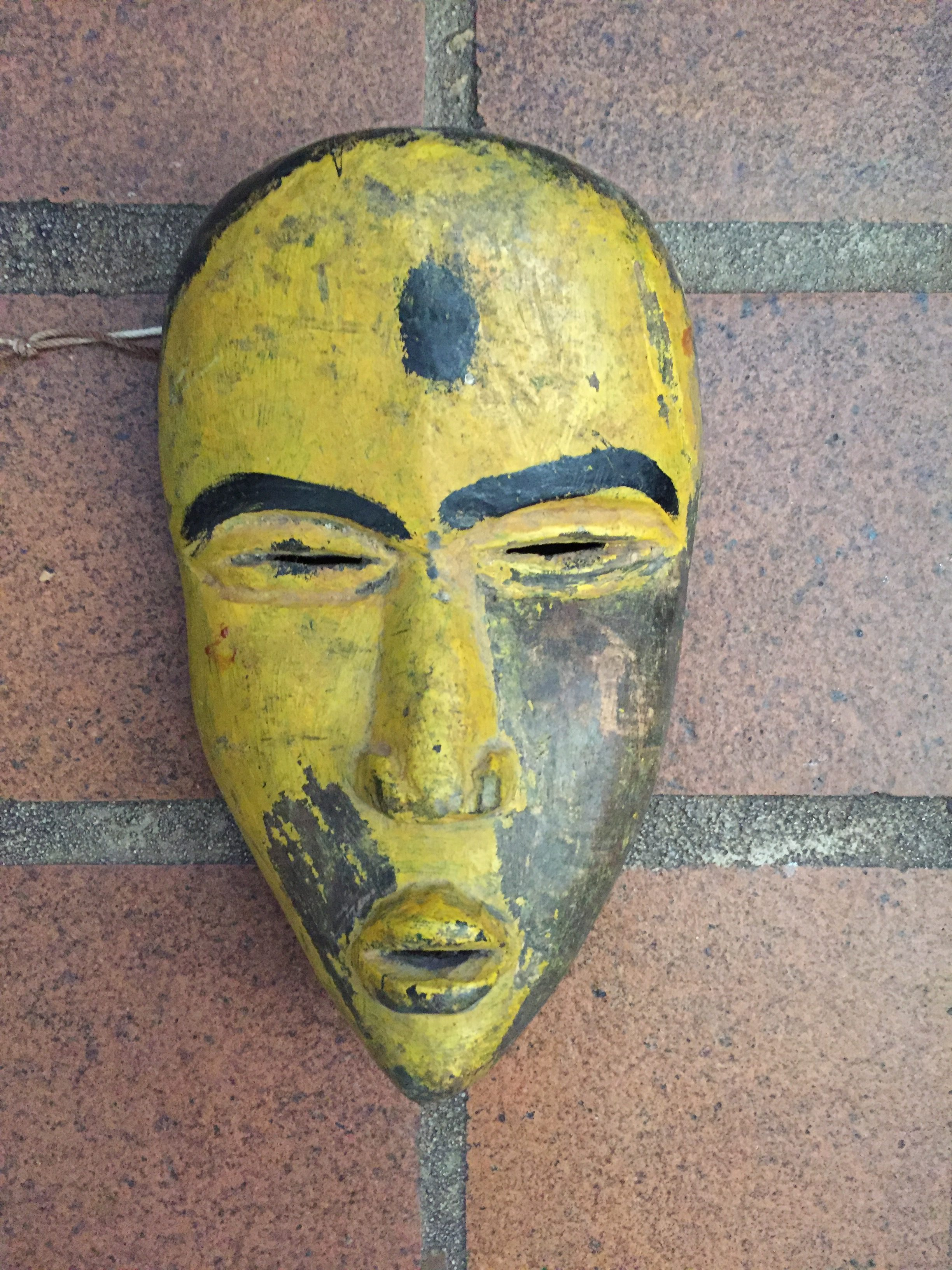 Mask 2 – Burnt Water Antiques